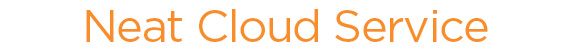 products neat cloud logo Products