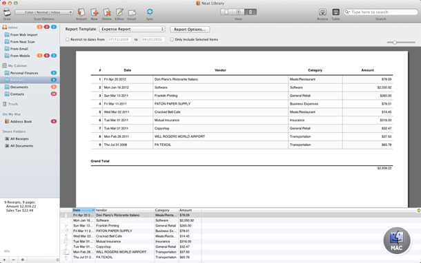 how to make pdf searchable mac