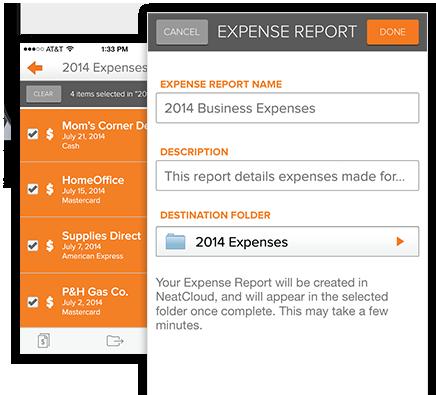finances image Expense