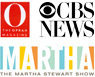 Featured on Oprah Magazine, Martha Magazine and CBS News